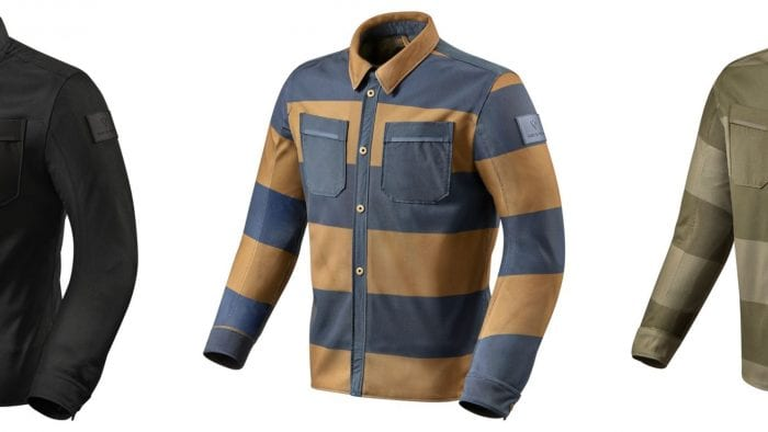 REV'IT! Tracer Air Overshirt Colors