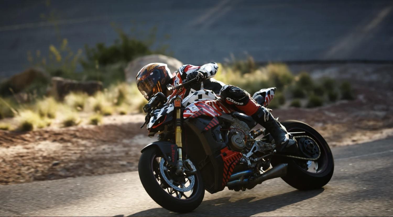Ducati Dunne at Pikes Peak