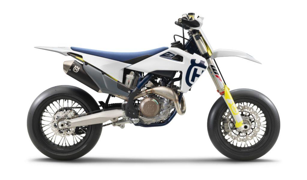2020 Husqvarna FS 450 Supermoto