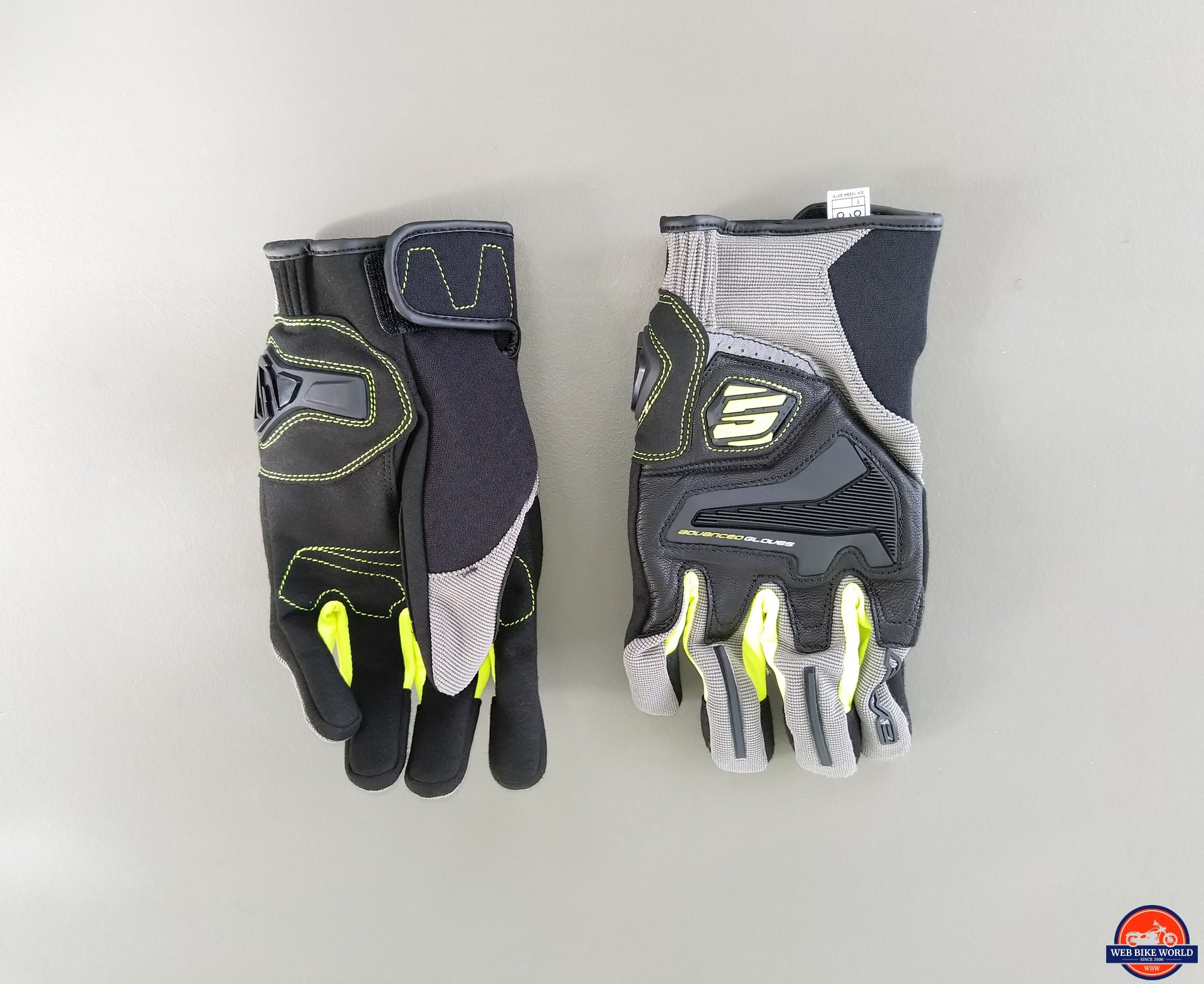 Five RS4 Gloves: Versatility Realized
