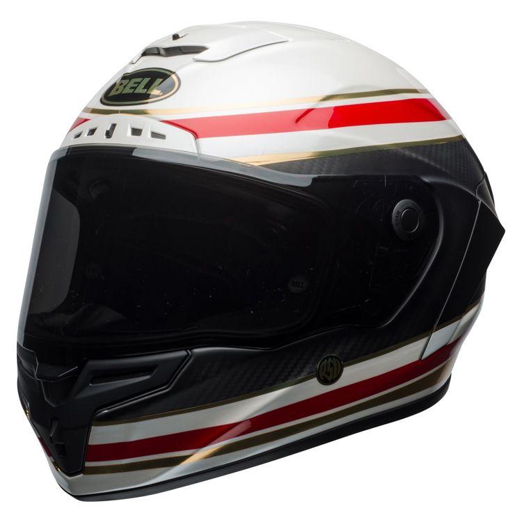 Bell Race Star RSD Formula Helmet White