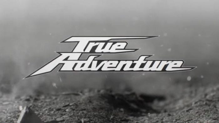True Adventure Honda Africa twin teaser