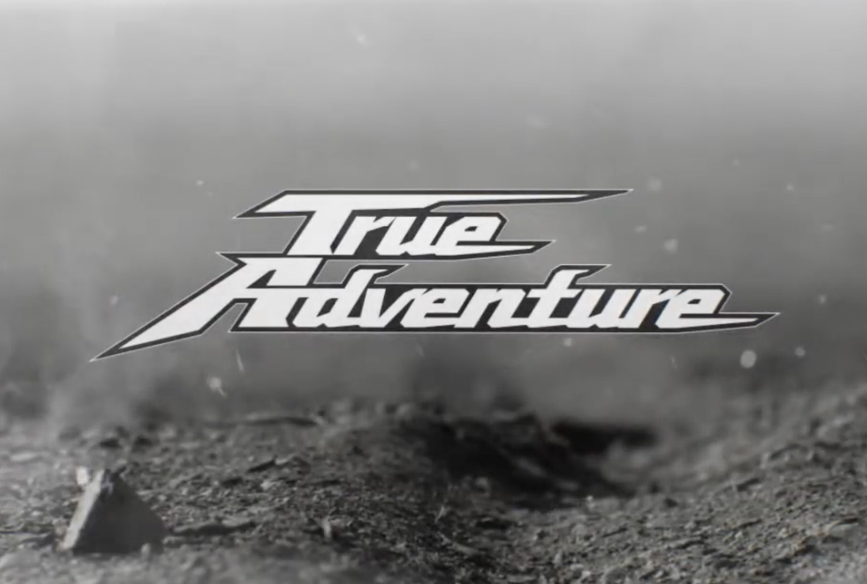 True Adventure Honda Africa twin teaser