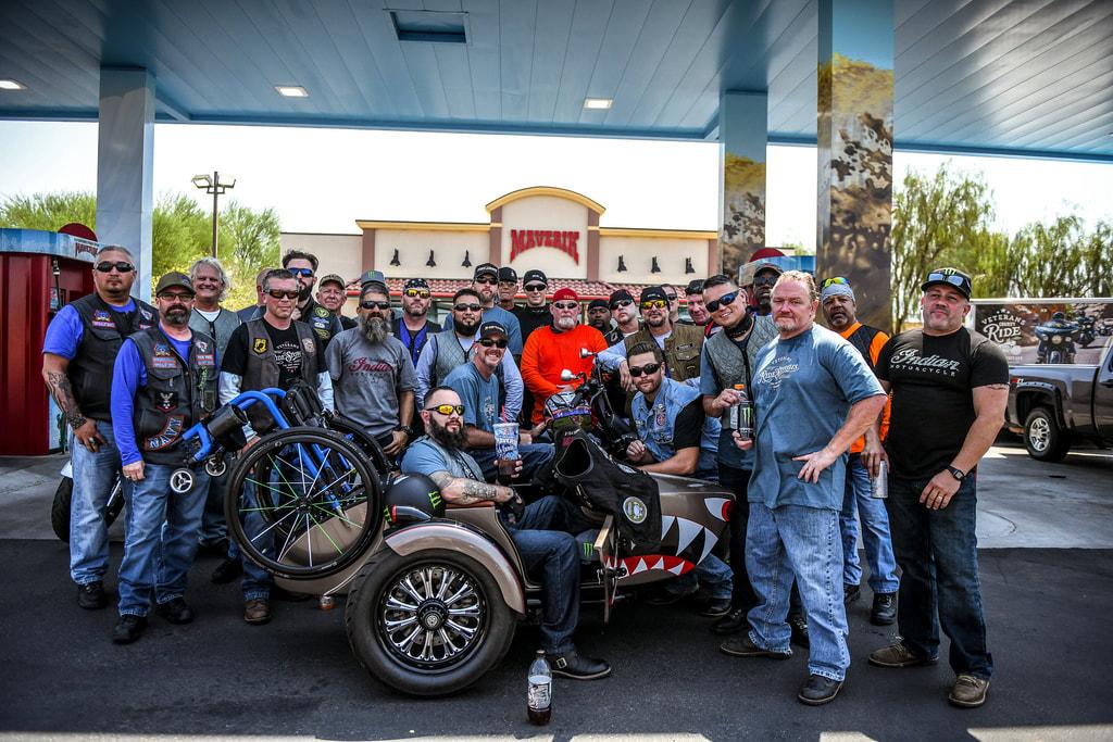 veterans cherity ride to sturgis