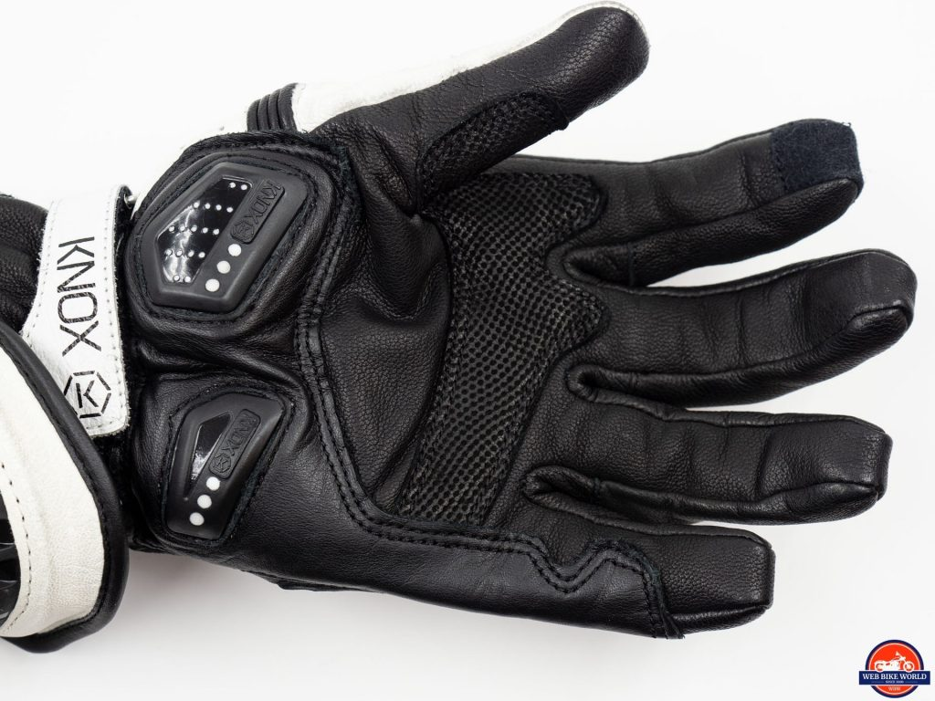 Knox Nexos Gloves palm