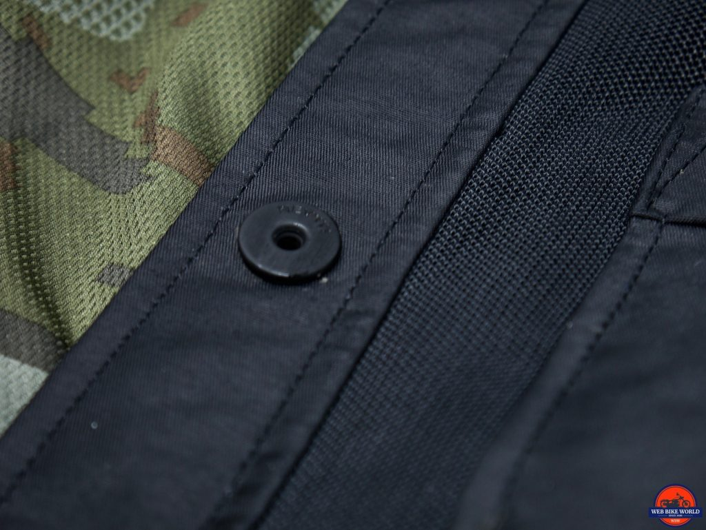 REV'IT! Tracer Air Overshirt detail