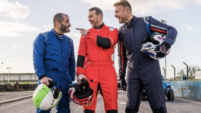 BBC America's Season 27 of top Gear