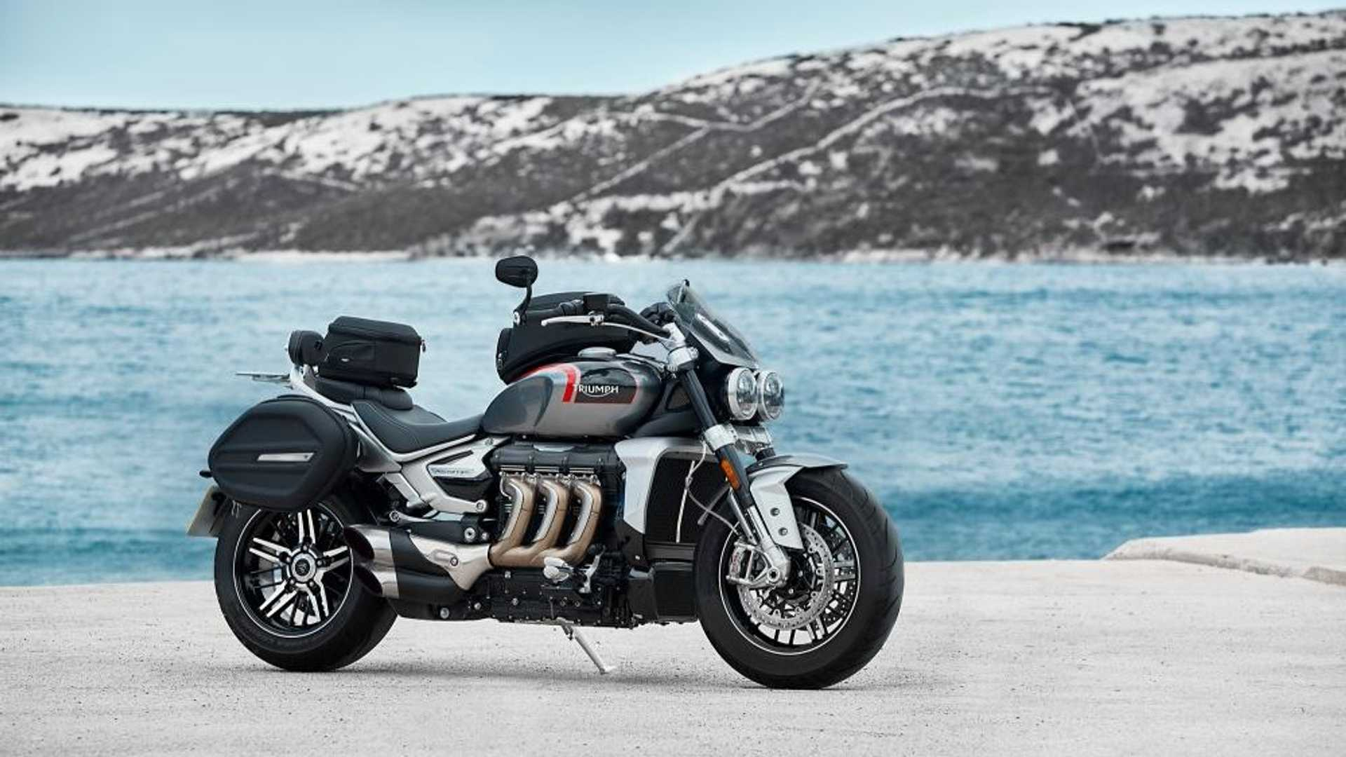 2020 Triumph Rocket 3 accessories