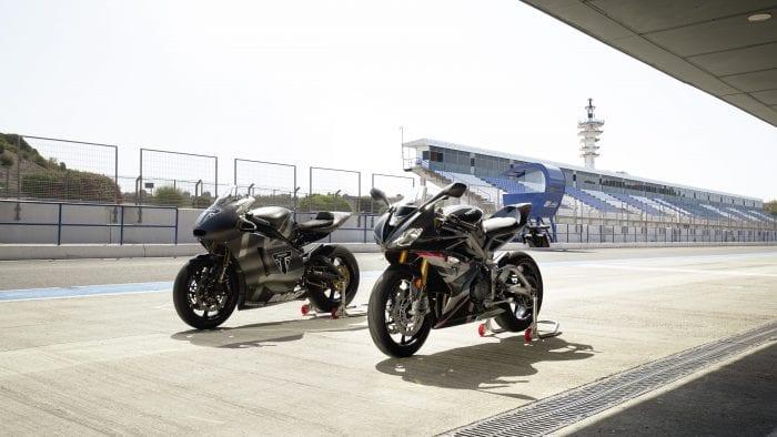 Triumph Moto2 Daytona 765