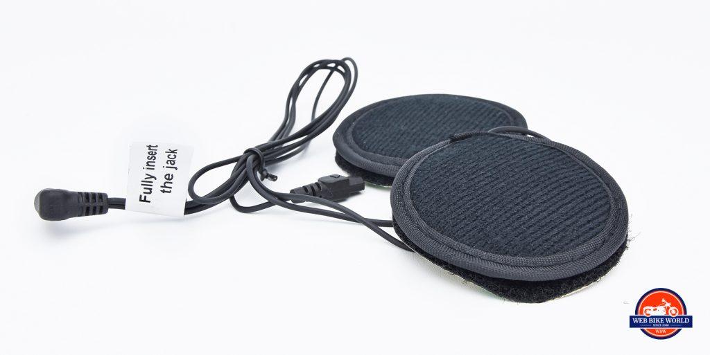 Lexin FT4 speakers.