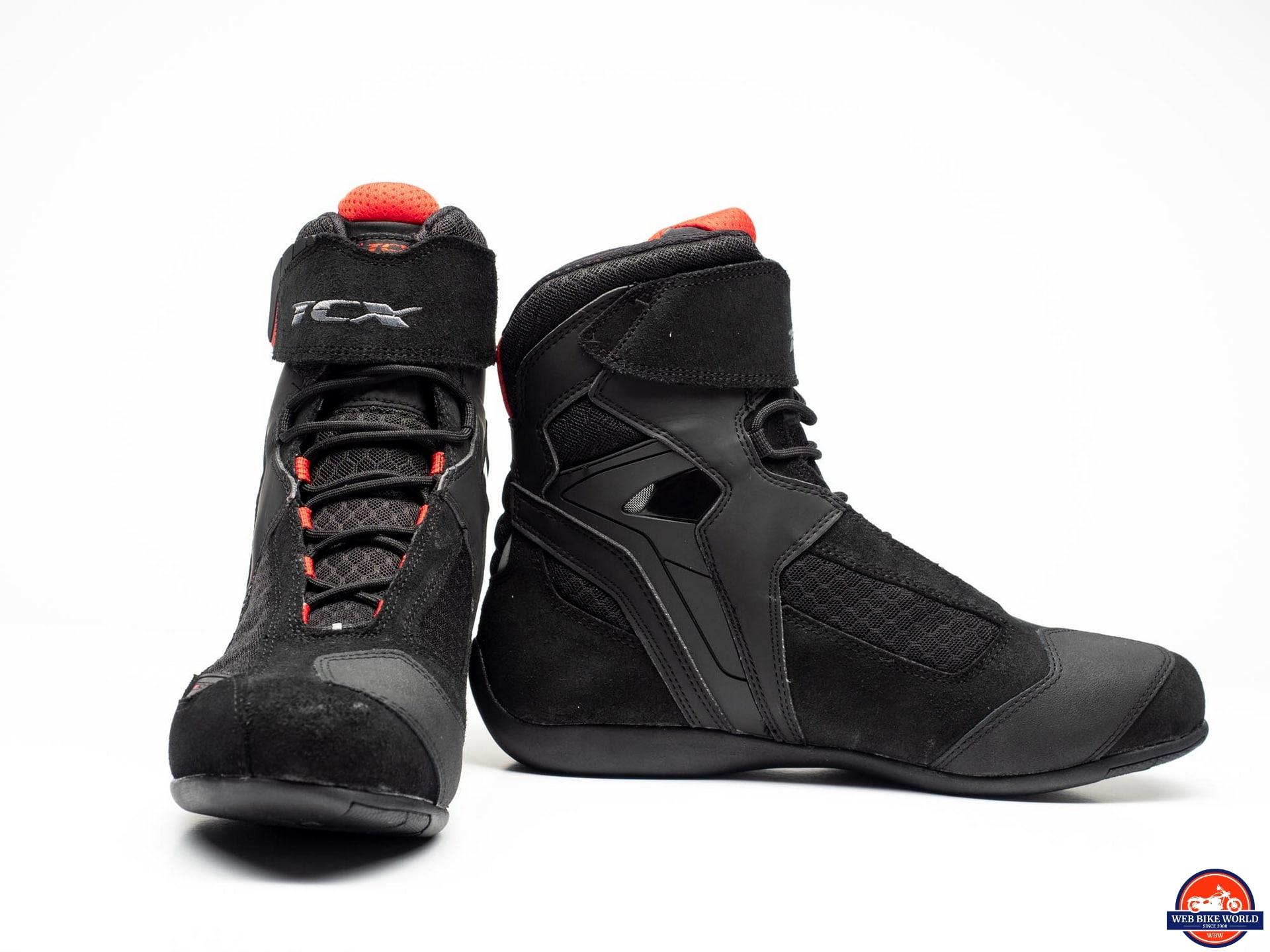 TCX Motorcycle Boots Vibe WP Black Black 36