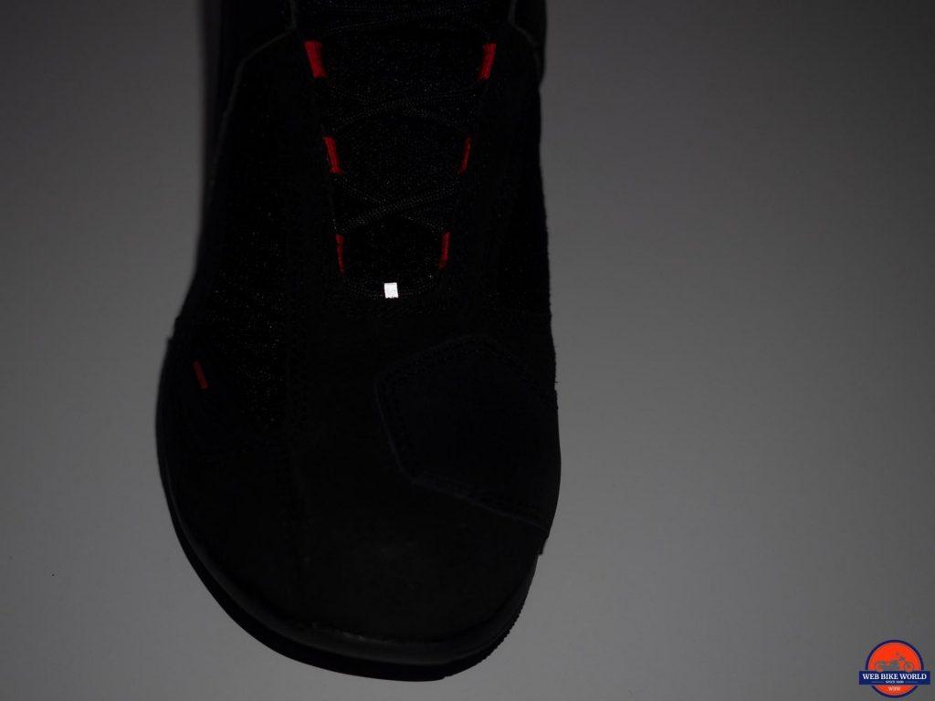 TCX Vibe Air Boots reflectors