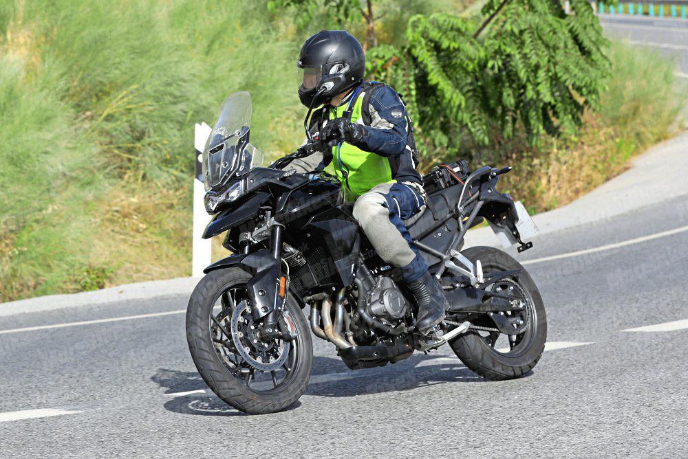 2020 Triumph Tiger XR