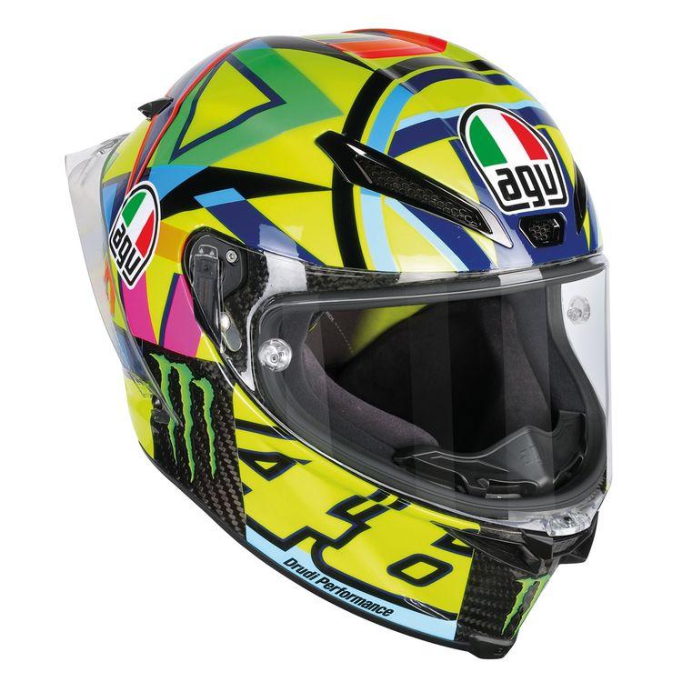 AGV Pista GP R Carbon Rossi Soleluna 2016