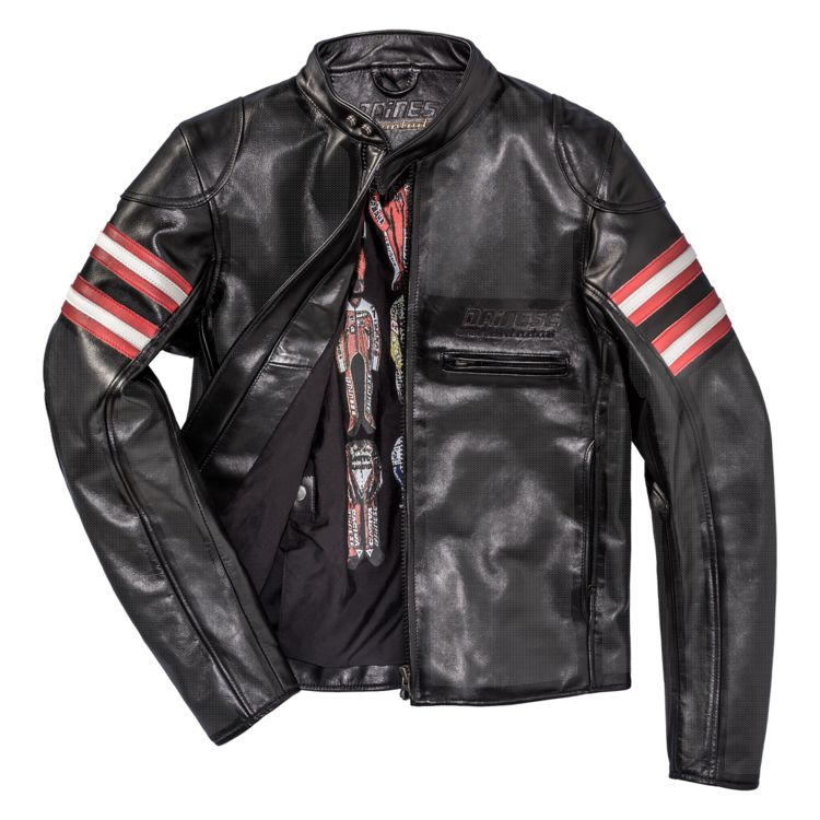Dainese Rapida72 Perforated Leather Jacket