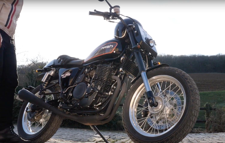 Mash 650cc