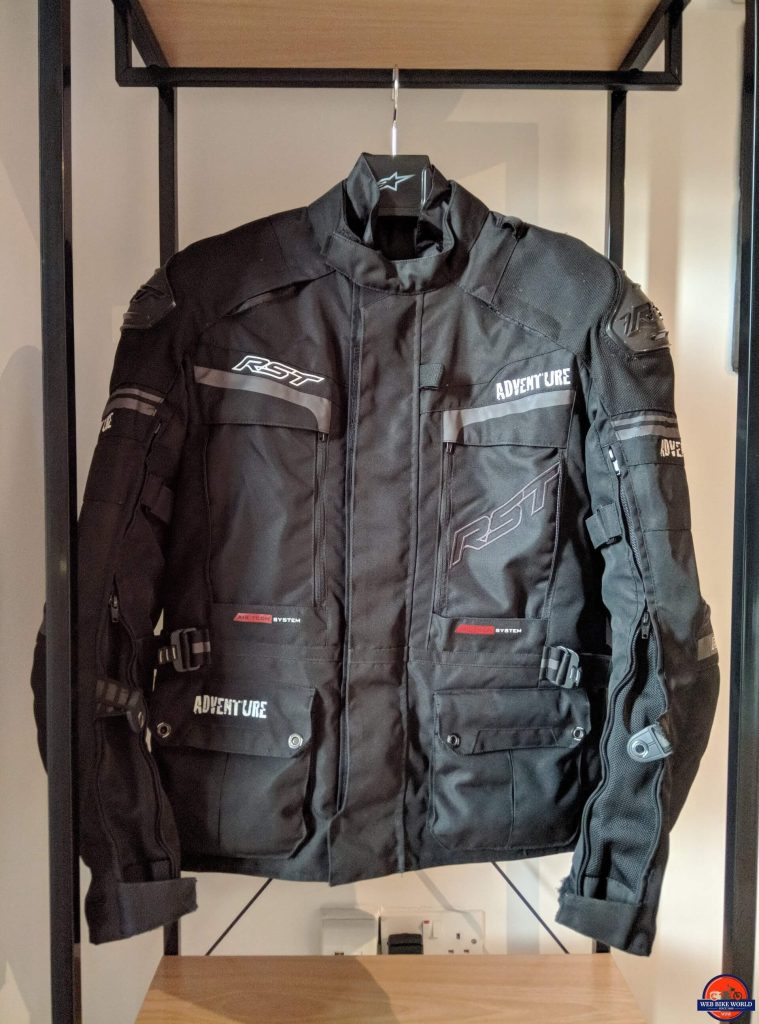 RST Pro Series Adventure 3 Textile Jacket