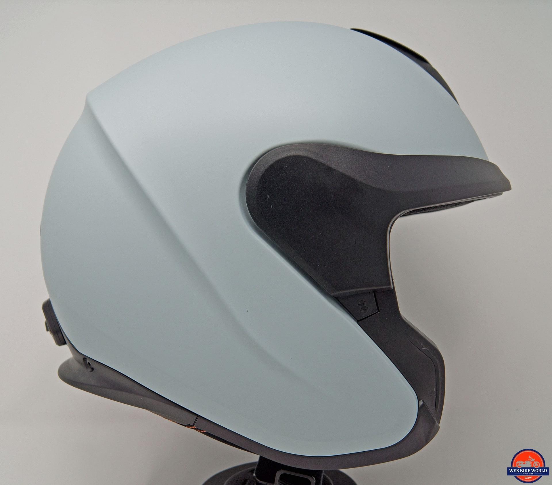 Schuberth M1 Pro profile