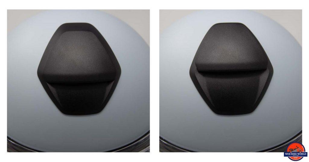 Schuberth M1 Pro top vent