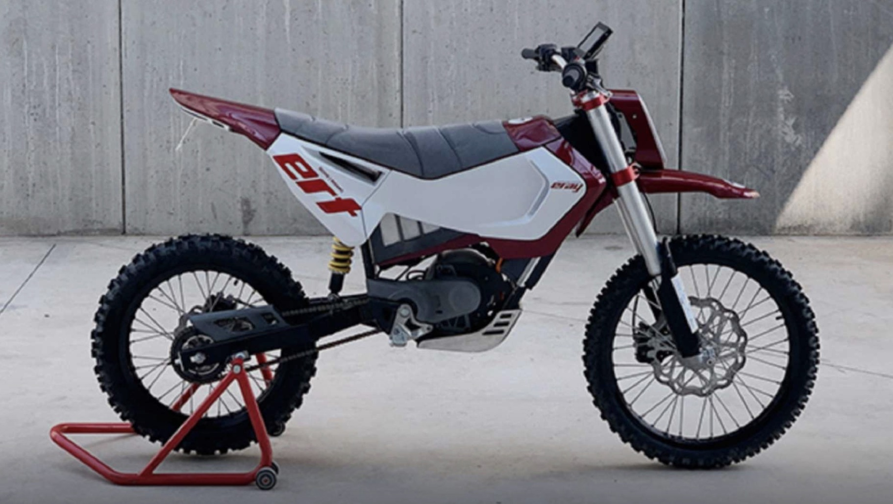 student electric motorcycle