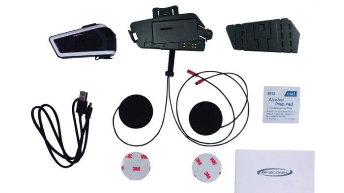 Bikecomm BK-T1 Bluetooth Headset - BK-T1B