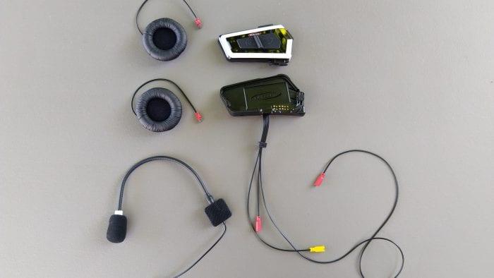 Bikecomm BK-T1 Bluetooth Headset - BK-T1S Variant