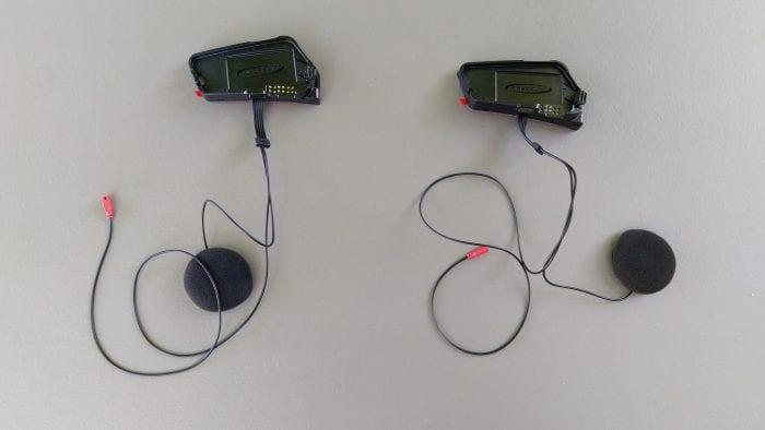 Bikecomm BK-T1 Bluetooth Headset - BK-T1B Variant