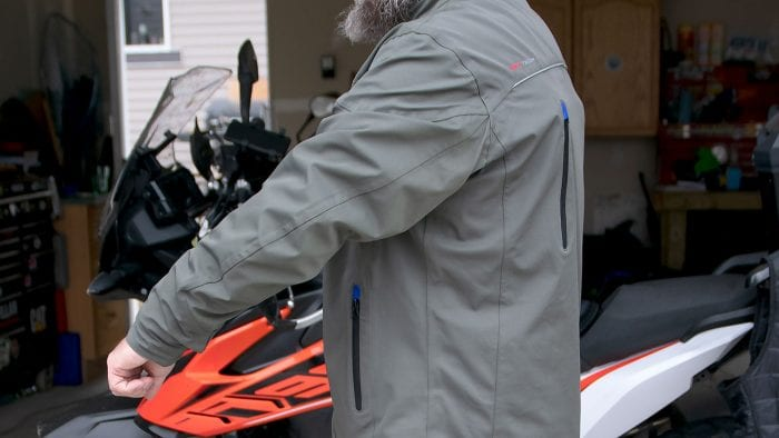 the Joe Rocket Canada Alter Ego 14.0 jacket