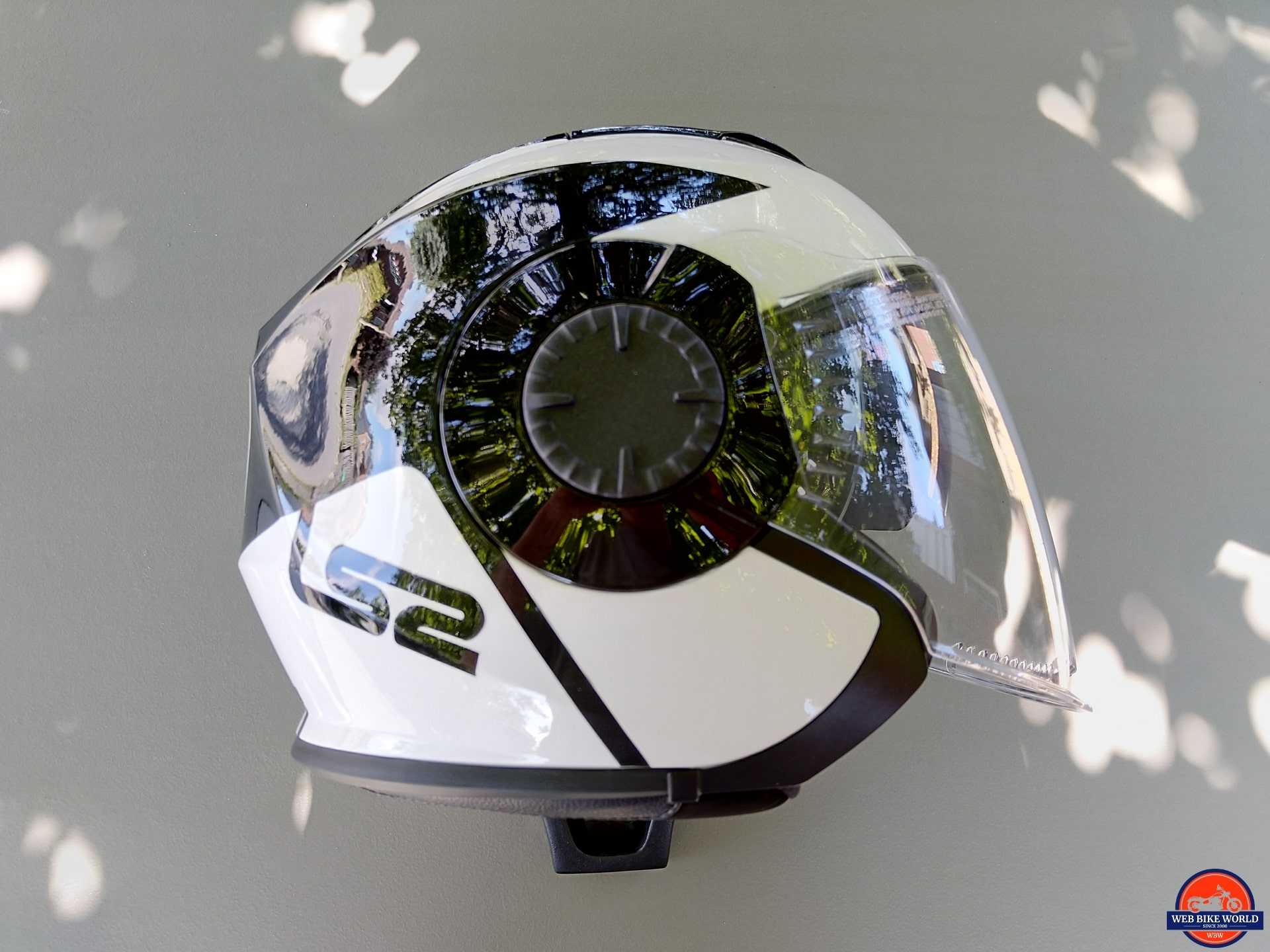Ls2 Verso Mobile Helmet Review Three Quarters Great