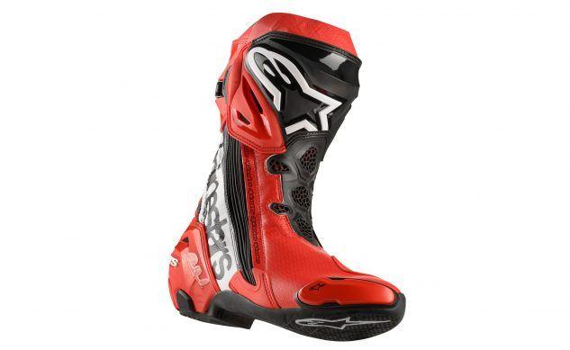 Alpinestars Randy Mamola Supertech R boot