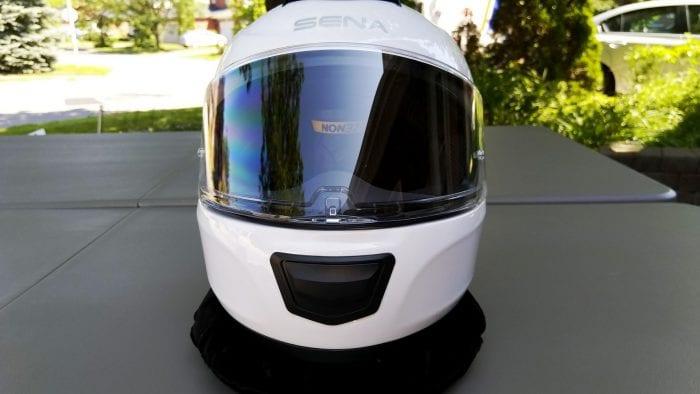 Sena Momentum Pro Helmet - Full View