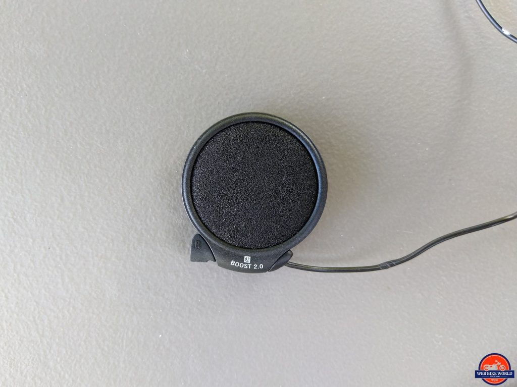 UClear AMP Go BT System speaker