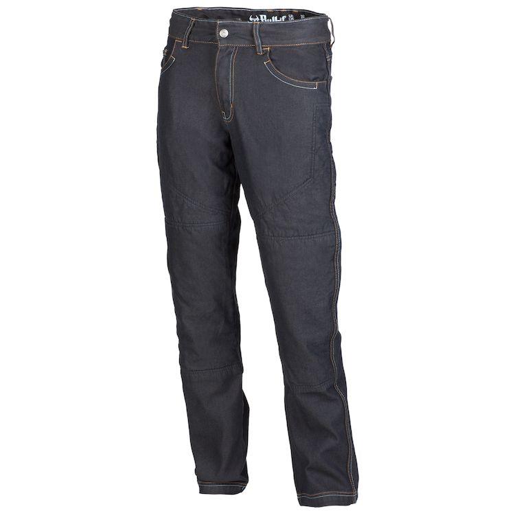 Bull-it SR4 regular jeans slate balck
