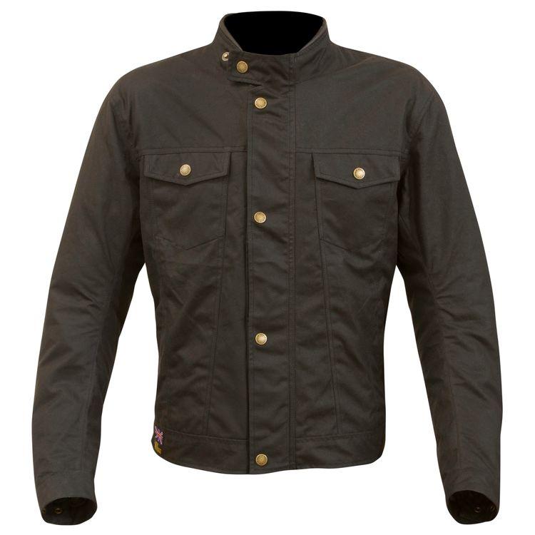 merlin anson wax jacket