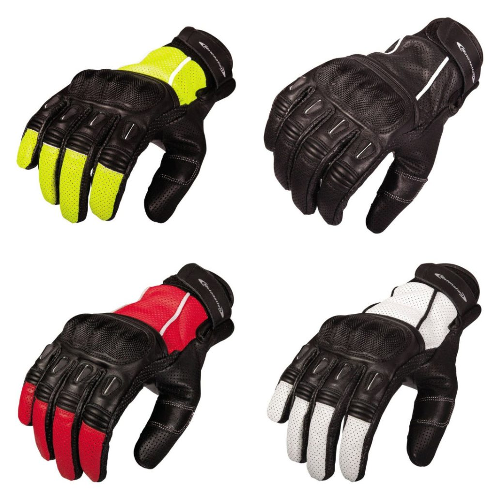 motonation campeon leather gloves color schemes