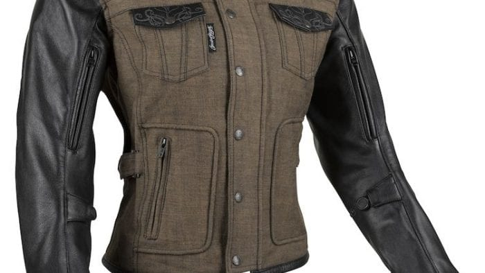 Speed and Strength jacket