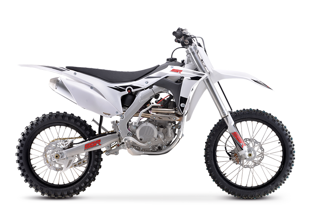 SSR dirt bike