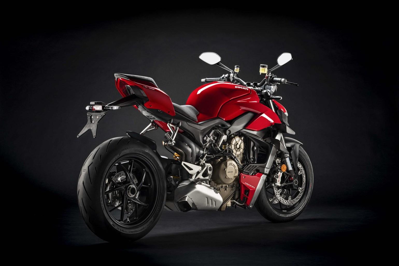 2020 Ducati Streetfighter V4