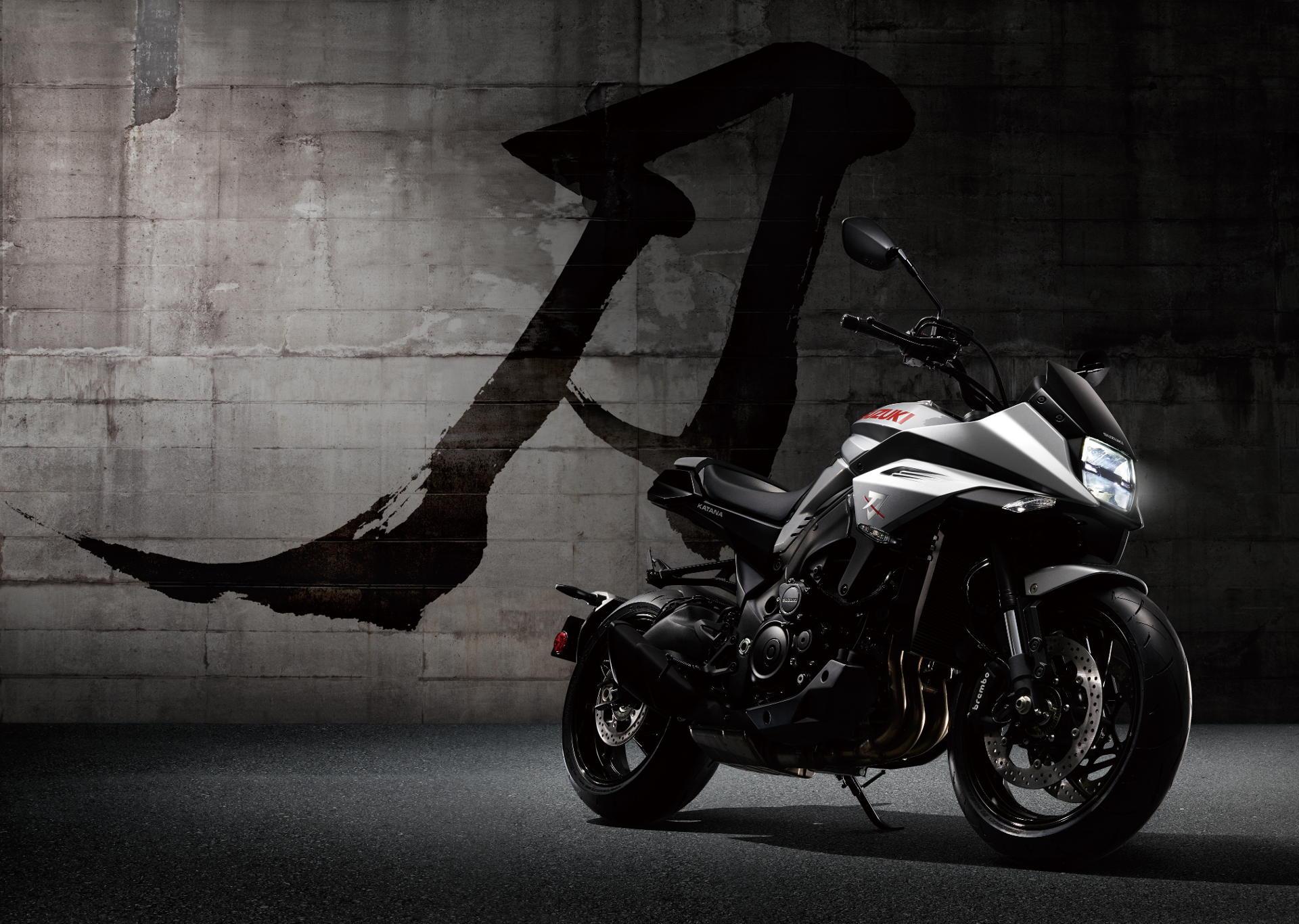 2020 Suzuki Katana Motorcycle