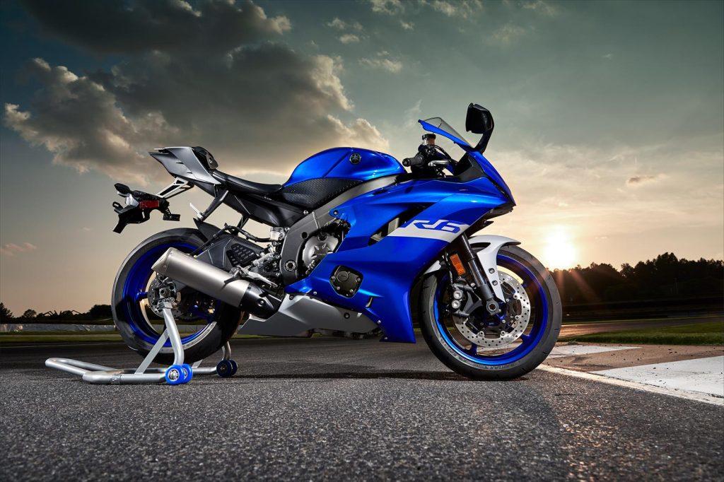 2020 Yamaha R6