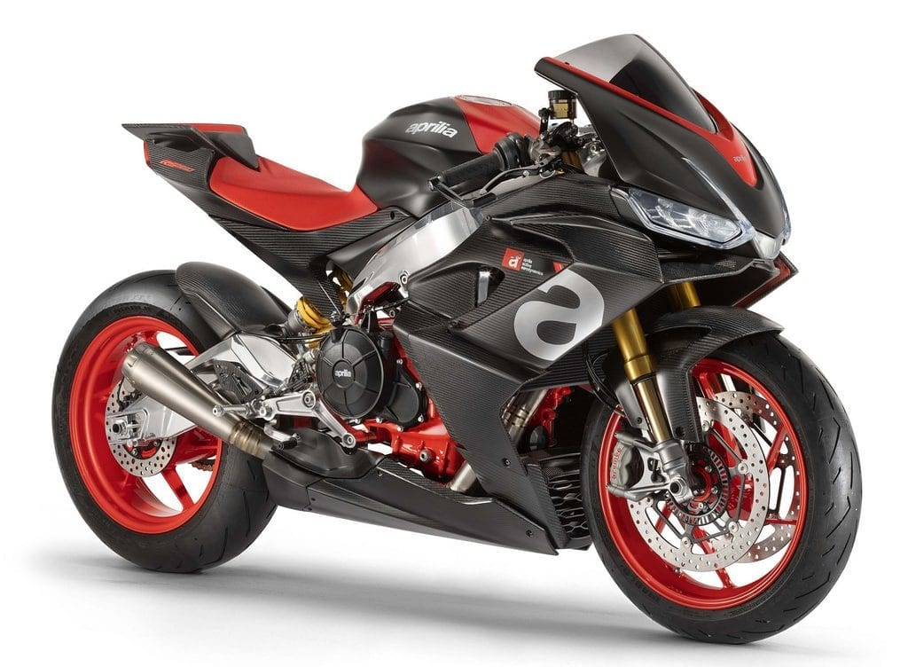 Aprilia RS 660 Motorcycle