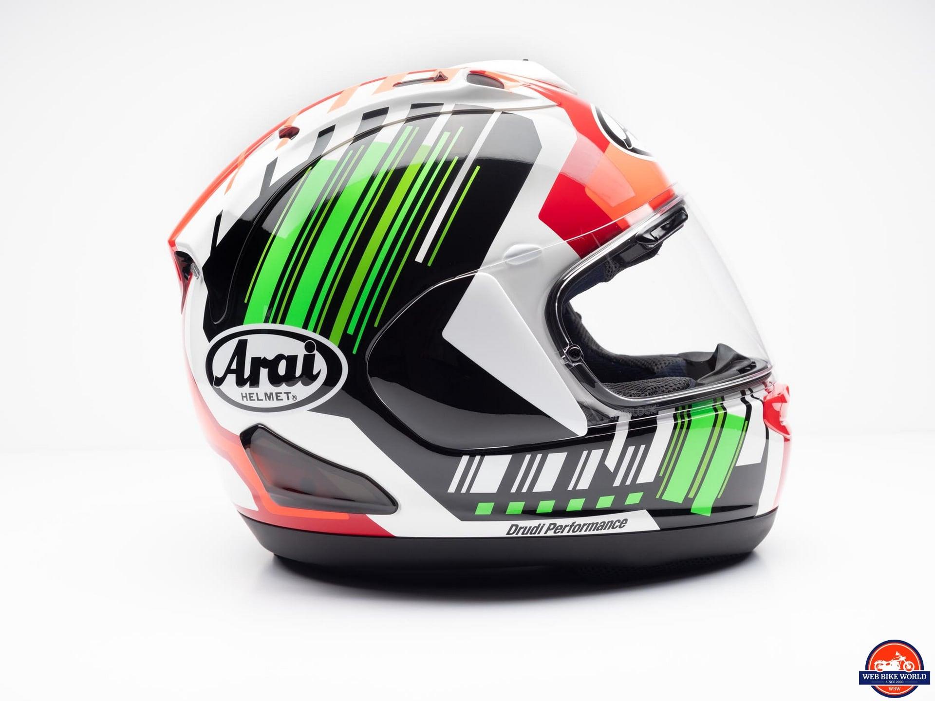 Arai Corsair-X Rea 5 Graphic Helmet