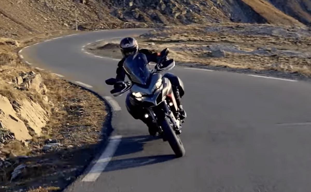Ducati Multistrada Grand tour