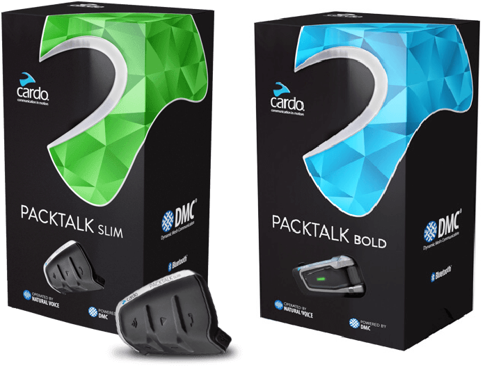 Packtalk bold and slim