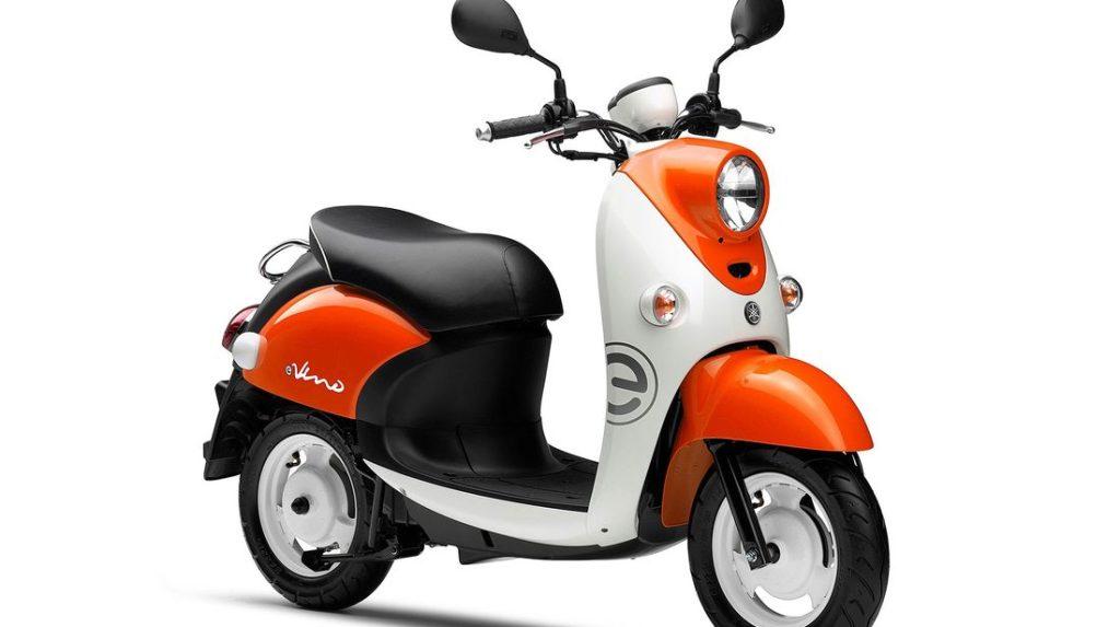 Yamaha E-Vino scooter