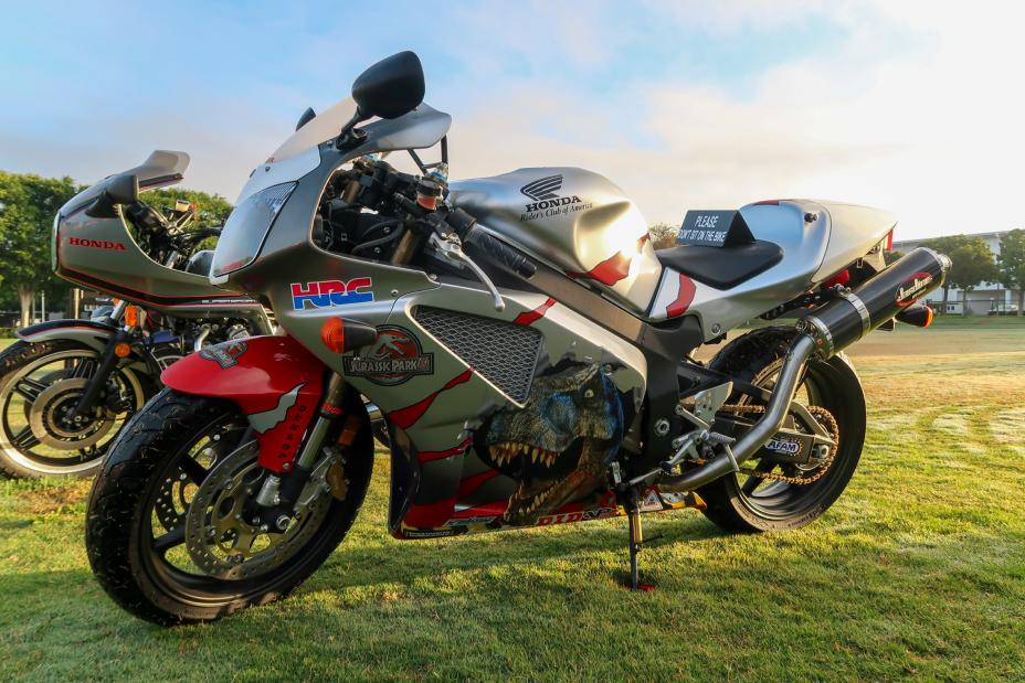 Honda RC51 motorcycle