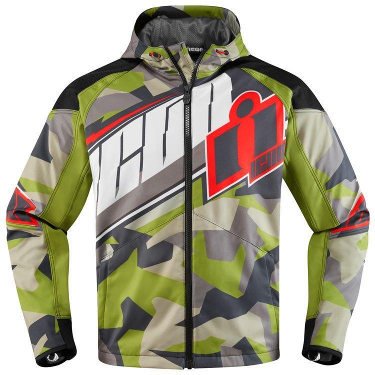 Icon Merc Deployed Jacket