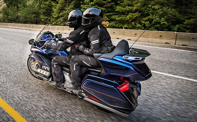 2020 Goldwing Review.Honda Improves The Gold Wing Even More For 2020 Webbikeworld