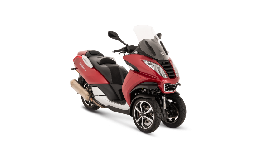 Peugeot Motorcycles Metroplis