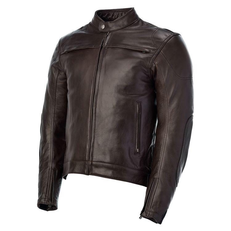 reax folsom leather jacket